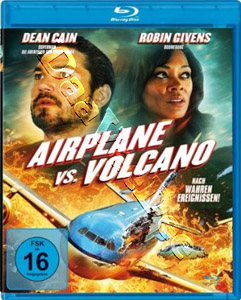 Airplane vs. Volcano (Blu-Ray)