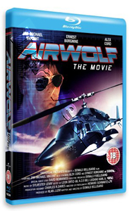 Airwolf (1984) (Blu-Ray)