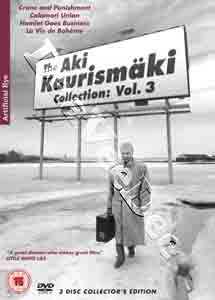 Aki Kaurismäki Collection: Vol. 3 - 3-DVD Box Set (DVD)