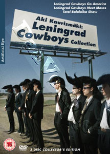 Aki Kaurismäki: Leningrad Cowboys Collection - 3-DVD Box Set (DVD)