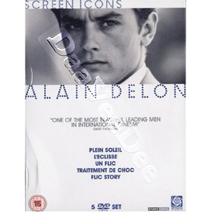 Alain Delon Collection - 5-DVD Box Set (DVD)