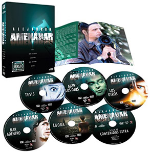 Alejandro Amenábar Collection (5 Films) - 6-DVD Box Set (DVD)