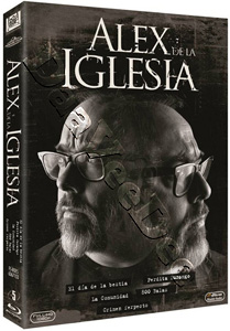 Álex de la Iglesia Collection - 5-Disc Set (Blu-Ray)