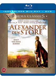 Alexander the Great  (Blu-Ray)