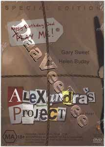 Alexandra's Project (DVD)