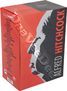 Alfred Hitchcock Collection (24 Films) - 20-DVD Box Set (DVD)