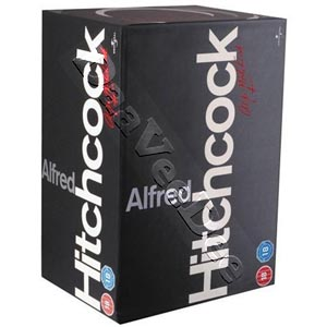 Alfred Hitchcock Collection - 14-DVD Box Set (DVD)