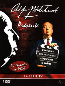 Alfred Hitchcock Presents (20 Episodes) - 5-DVD Box Set (DVD)