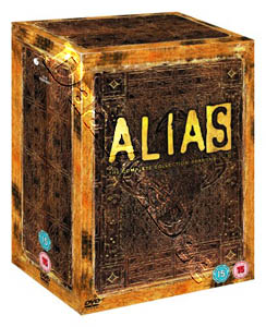 Alias - Complete Collection (Series 1-5) - 29-DVD Box Set (DVD)