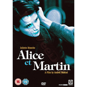 Alice and Martin (DVD)