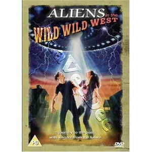 Aliens In The Wild Wild West (DVD)