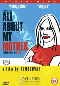 All About My Mother (DVD)
