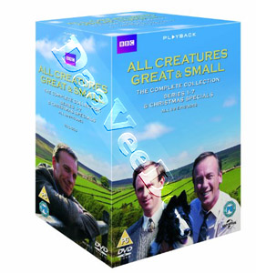 All Creatures Great & Small - Complete Collection (Series 1-7) - 33-DVD Box Set (DVD)