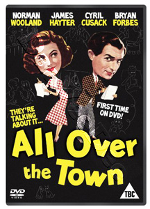 All Over the Town (DVD)