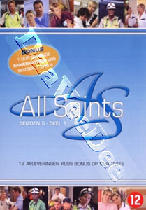 All Saints - 2002 Season - 12-DVD Box Set (DVD)