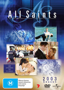 All Saints - 2003 Season - 11-DVD Box Set (DVD)