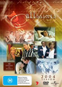 All Saints - 2004 Season - 10-DVD Box Set (DVD)