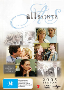 All Saints - 2005 Season - 11-DVD Box Set (DVD)