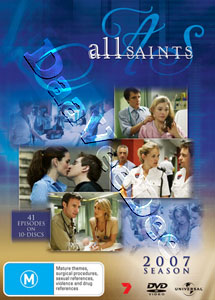 All Saints - 2007 Season - 10-DVD Box Set (DVD)
