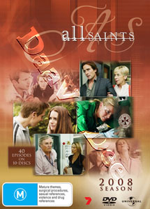 All Saints - 2008 Season - 10-DVD Box Set (DVD)