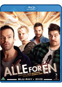 All for One (2011) (Blu-Ray)