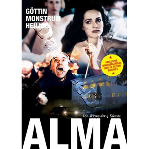 Alma - The Widow of the Four Arts (DVD)