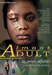 Almost Adult (DVD)