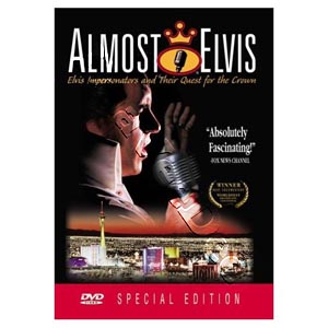 Almost Elvis (DVD)