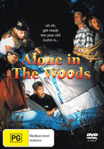 Alone in the Woods (DVD)