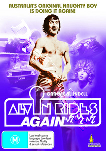 Alvin Purple Rides Again (DVD)