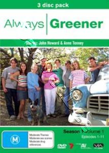 Always Greener - Season 1 (Vol. 1 - Ep. 1-11) - 3-DVD Set (DVD)