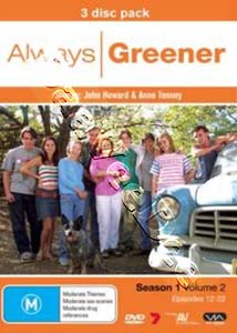 Always Greener - Season 1 (Vol. 2 - Ep. 12-22) - 3-DVD Set (DVD)
