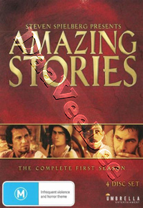 Amazing Stories (Complete Season 1) - 4-DVD Set (DVD)