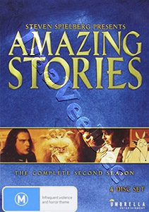 Amazing Stories (Complete Season 2) - 4-DVD Set (DVD)