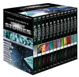 Amazing Stories - Season 1 & 2 - 12-DVD Box Set (DVD)