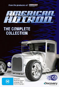 American Hot Rod - The Complete Collection - 23-DVD Box Set (DVD)