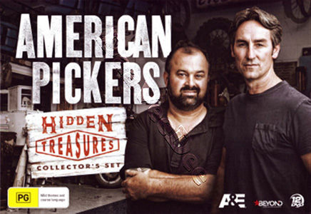 American Pickers - Hidden Treasures (Collector's Set) - 12-DVD Box Set (DVD)