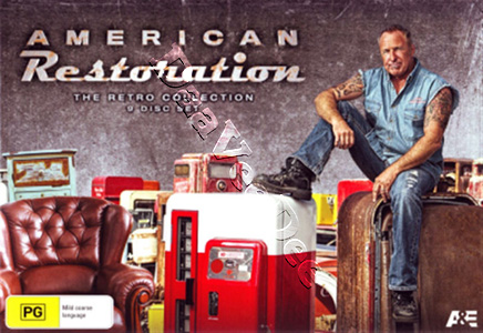 American Restoration - The Retro Collection - 9-DVD Box Set (DVD)