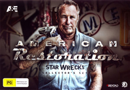 American Restoration - Star Wrecks (Collector's Set) - 8-DVD Box Set (DVD)