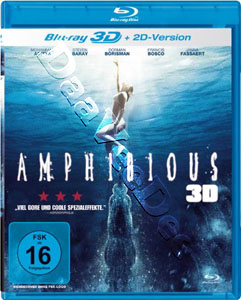 Amphibious Creature of the Deep (Blu-Ray)