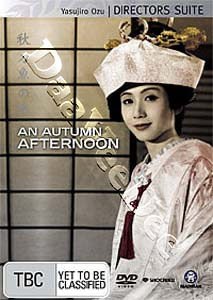 An Autumn Afternoon (DVD)