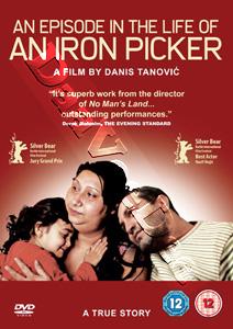 An Episode in the Life of an Iron Picker (DVD)
