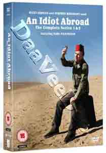 An Idiot Abroad - Complete Series 1 & 2 - 4-DVD Box Set (DVD)