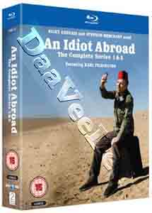 An Idiot Abroad - Complete Series 1 & 2 - 4-Disc Box Set (Blu-Ray)