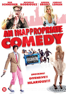 An Inappropriate Comedy (DVD)