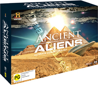 Ancient Aliens Collector's Edition 28-DVD Boxset (DVD)