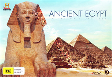 Ancient Egypt (Collector's Gift Set) - 5-DVD Box Set (DVD)