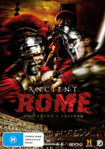 Ancient Rome (Collector's Gift Set) - 9-DVD Box Set (DVD)
