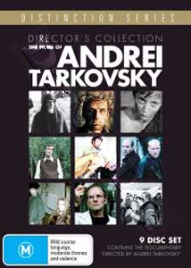 Andrei Tarkovsky Collection - 9-DVD Box Set (DVD)