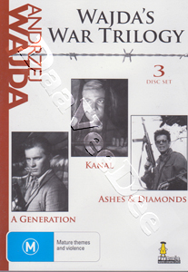 Andrzej Wajda Collection - 3-DVD Set (DVD)
